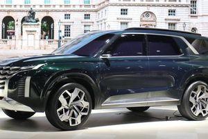 Hyundai trình làng mẫu xe SUV với ngôn ngữ thiết kế hoàn toàn mới