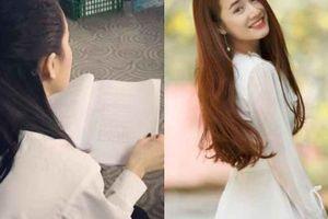 Nhã Phương vào vai của Song Hye Kyo trong 'Hậu duệ mặt trời' bản Việt?