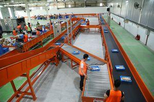 Lazada triển khai hệ thống phân loại hàng hóa tự động