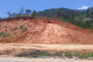 Đắk Glei (Kon Tum): Chấn chỉnh tình trạng khai thác đất tràn lan