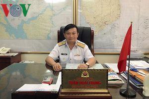 'Cán bộ chính trị Quân chủng Hải quân phải vững vàng, đức độ'