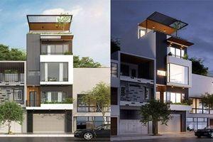 10 mẫu nhà phố 4 tầng phổ biến nhất hiện nay
