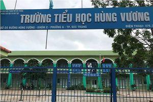 Lùm xùm ở Sóc Trăng, Phòng GD-ĐT ép trường vì suất ăn học sinh?