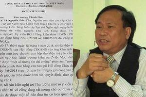 Hôm nay (13/6) họp ra kết luận vụ GS Nguyễn Đức Tồn đạo văn