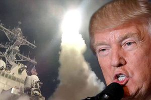 TT Trump bóng gió vụ 58 quả tên lửa bắn Syria năm 2017 là thông điệp cho Trung Quốc?