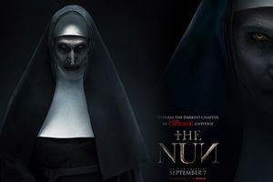 'The Nun' tung trailer đầu tiên, hứa hẹn sẽ là bộ phim kinh dị hot nhất 2018
