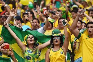 Những màn cổ vũ độc đáo của fan hâm mộ bóng đá các nước trên thế giới