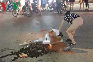 Công an vào cuộc điều tra vụ cô gái bị đánh ghen, lột đồ giữa đường