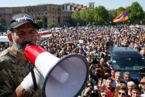 Hậu Cách mạng Nhung Armenia: Washington cay đắng vì cờ hiểm Putin