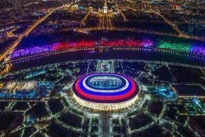 12 sân vận động phục vụ tại World Cup 2018 từ góc nhìn rất khác