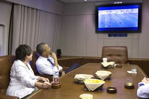 Lạ đời kiểu xem World Cup của các chính khách thế giới