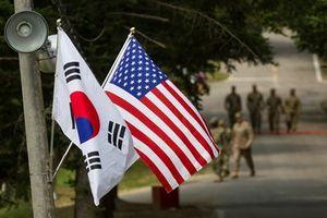 Quan chức Mỹ: Tập trận quân sự chung Mỹ-Hàn bị hoãn vô thời hạn