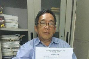 Gia Lai: Xử kín vụ chủ doanh nghiệp vu khống Giám đốc Sở