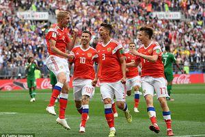 Video bàn thắng trận Nga vs Ả Rập Xê Út