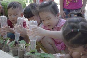 Hưởng lợi từ Dự án Phát triển trẻ thơ toàn diện