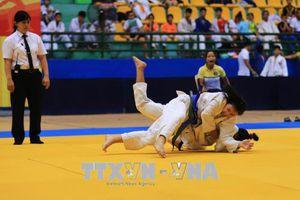 Khai mạc Giải vô địch trẻ các lứa tuổi Judo toàn quốc 2018
