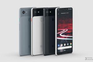 Google Pixel 3 XL xuất hiện với 3 màu sắc mới