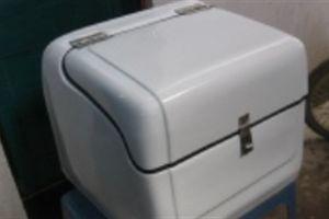 Điều tra đối tượng chở tủ nhựa nghi bắt cóc trẻ con