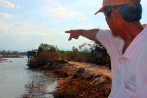 Bình Định: Quốc lộ hơn 5.000 tỷ 'tạo lũ' phá ruộng, nông dân kêu cứu