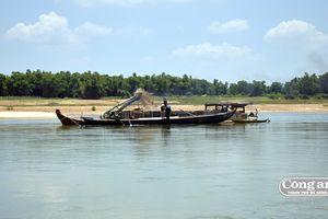 Quản lý khai thác cát, sỏi tại Quảng Nam: Nặng về 'cơ học', thất thoát tài nguyên và thuế