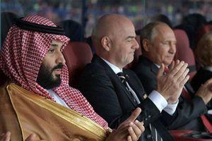 Vụ 'mất tích' bí hiểm và cuộc tái xuất bên cạnh ông Putin của Thái tử Ả Rập