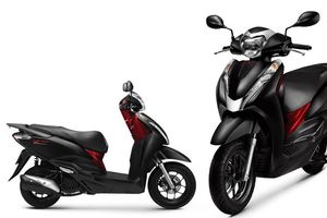Honda ra mắt SH300i mới, giá từ 269 triệu đồng