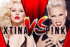 Sau 16 năm, 'mối thâm thù' kinh thiên động địa giữa P!nk và Christina Aguilera đi đến hồi kết?