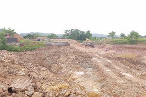 Yên Dũng - Bắc Giang: Sở TN&MT đề nghị kiểm tra, xử lý nghiêm tình trạng khai thác đất sét trái phép