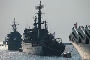 Nga lên tiếng về thông tin Hạm đội Biển Đen sẵn sàng chiến đấu