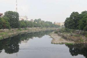 Hà Nội đầu tư 8,8 tỷ đồng nạo vét sông Nhuệ