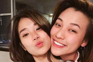 MC Hoàng Oanh và Hoàng Yến Chibi thân thiết, fan tích cực 'ghép đôi'