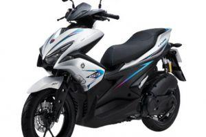Yamaha NVX ra bản kỷ niệm 20 năm, Honda Air Blade thêm áp lực