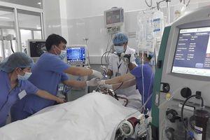 Cứu sống bệnh nhân ngừng tim hơn 1 giờ