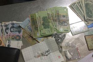 Một ngày phá 2 điểm bán lẻ ma túy gần biên giới Việt Nam - Trung Quốc