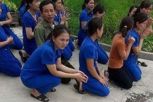 Họp khẩn, yêu cầu làm rõ vụ cô giáo mầm non quỳ xin quan chức