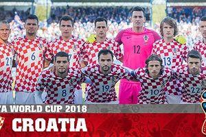 Đường đến World Cup 2018 của đội tuyển Croatia