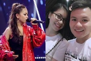 Bạn gái của U23 Quang Hải nói gì khi gây tranh cãi tại The Debut?