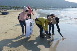 Đà Nẵng: Bảo vệ biển trước nguy cơ ô nhiễm rác thải nhựa