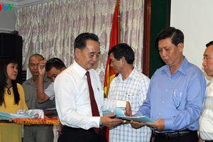 Chi hội Khmer – Việt Nam tại Campuchia chính thức nhận quyết định