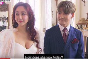 Hoa hậu Hàn Quốc giấu tuổi khi hẹn hò chồng kém 18 tuổi