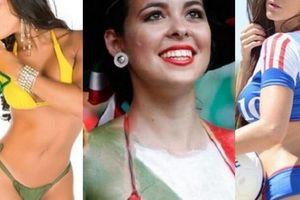 7 quốc gia có fan nữ bóng đá xinh đẹp, mặc bốc lửa nhất đốt cháy mọi khán đài