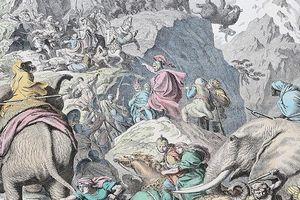 Danh tướng xuất chúng nào khiến người La Mã 'kinh hồn bạt vía'?