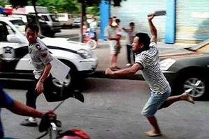 Phú Yên: Chém người vì tranh giành khách, nhóm tài xế taxi lĩnh án tù