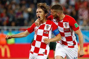 Croatia đứng đầu bảng D sau khi hạ Nigeria, hẹn Messi trận kế tiếp
