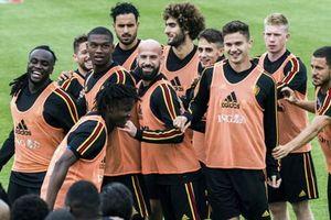 Đội tuyển Bỉ sẵn sàng cho cuộc đối đầu Panama ở trận ra quân