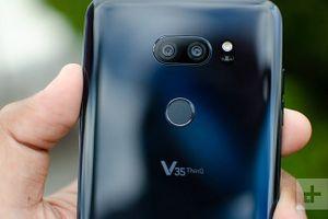 Đánh giá nhanh GL V35 ThinQ: hình hài V30, cấu hình G7