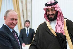 Tránh cú sốc dầu mỏ, Nga-Saudi Arabia muốn tăng 1,5 triệu thùng/ngày