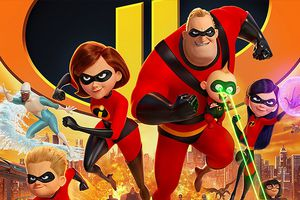 'Incredibles 2' vươn lên thống trị phòng vé Bắc Mỹ