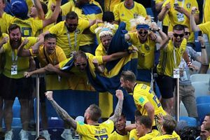 Kết quả bóng đá Thụy Điển vs Hàn Quốc: Một phút sai lầm, đánh rơi 3 điểm