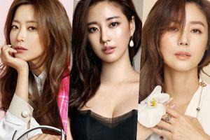 Những nữ diễn viên Hàn gây sốc khi công khai tuổi thật